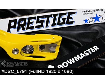 Скачайте обои на рабочий стол с классическим луком Bowmaster Prestige