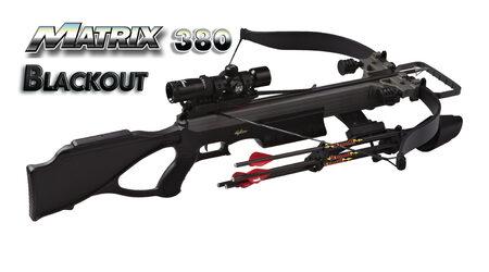 купите Рекурсивный арбалет Excalibur Matrix 380 Blackout в Москве
