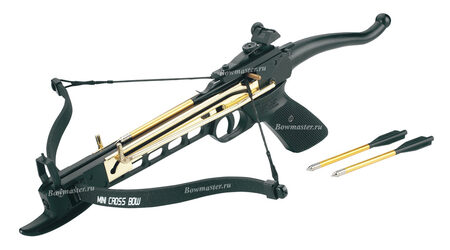 купите Арбалет-пистолет Скаут Man-kung MK-80A4AL в Москве