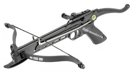 купите Арбалет-пистолет Кобра Man-kung MK-80A4PL в Москве