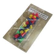 Дротики для духовой трубки Man Kung (упаковка 36 штук)