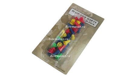купите Дротики для духовой трубки Man Kung (упаковка 36 штук) в Москве