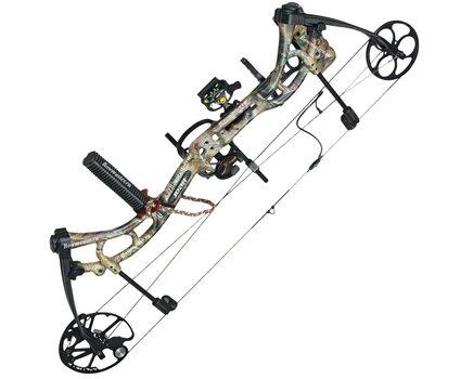 Купите блочный лук Bear Archery Authority RTH camo в Москве в нашем интернет-магазине
