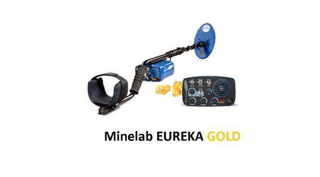 купите Металлоискатель Minelab - Eureka Gold в Москве