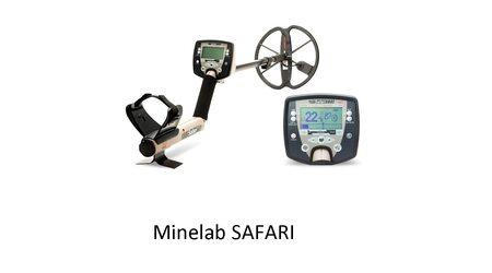 купите Металлоискатель Minelab - Safari (Стандарт) в Москве
