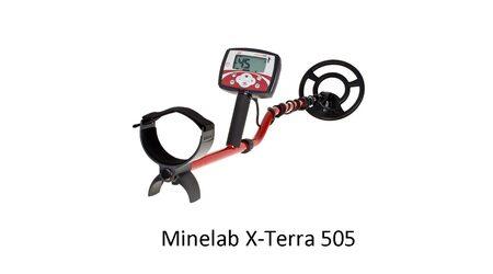купите Металлоискатель Minelab - X-Terra 505 (Катушка 10.5м) в Москве