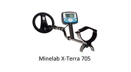 купите Металлоискатель Minelab - X-Terra 705 (Катушка 10x5 H, 9 M) в Москве