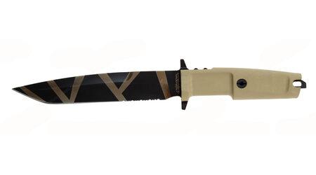купите Нож с фиксированным клинком Extrema Ratio Dobermann III Desert Warfare - EX/180DOBIIIGEODWR в Москве