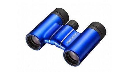 купите Бинокль Nikon Aculon T01 8*21 синий (ВАА803SB) в Москве