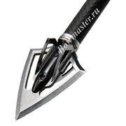 Охотничий наконечник XT Dual blade 100 grn (3 штуки)