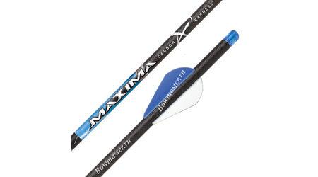 купите Стрелы для арбалета (болты) Carbon Express Maxima Blue Streak 20 и 22 дюйма в Москве