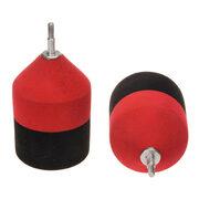 Наконечники спортивные Bowmaster - Резиновый, диаметр 35 мм. Цвет - красный.