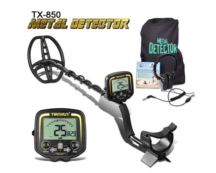 Купите металлоискатель для золота TX-850 копия Fisher Gold Bug в интернет-магазине