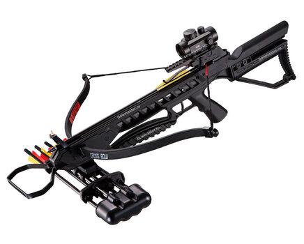 Купите рекурсивный арбалет Man-Kung MK-XB21 черный в интернет-магазине