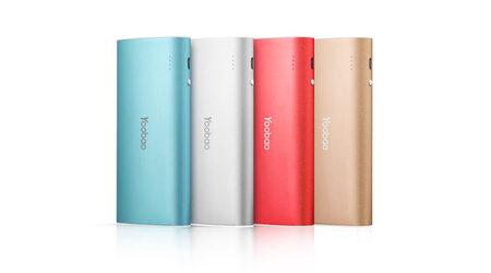 Power bank Yoobao 13000 mAh для зарядки телефона