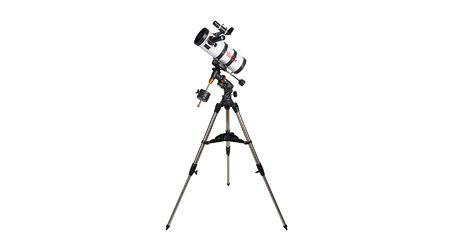 Телескоп Veber 1000/114 EQ (рефлектор Ньютона, 114мм, F=1000мм, 1:8.77) на экваториальной монтировке