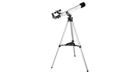 Телескоп Veber F 700/60TXII AZ в кейсе (рефрактор, 60мм, F=700мм, 1:11.6) на азимутальной монтировке