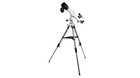 Телескоп Veber PolarStar 700/70 EQ (рефрактор, 70мм, F=700мм, 1:10) на экваториальной монтировке