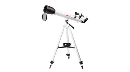Телескоп Veber PolarStar 700/70 AZ (рефрактор, 70мм, F=700мм, 1:10) на азимутальной монтировке