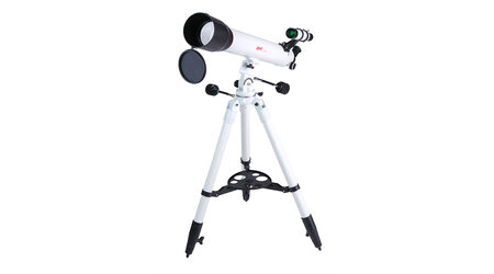 Телескоп Veber PolarStar 900/90 AZ (рефрактор, 90мм, F=900мм, 1:10) на азимутальной монтировке