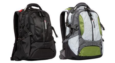Рюкзак городской для ноутбука до 15 дюймов Wenger Large Volume DayPack 15914415