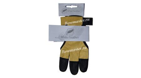 Перчатка для лука White Feather Glove Moon