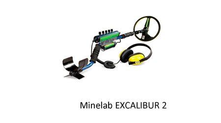 Металлоискатель Minelab - Excalibur II