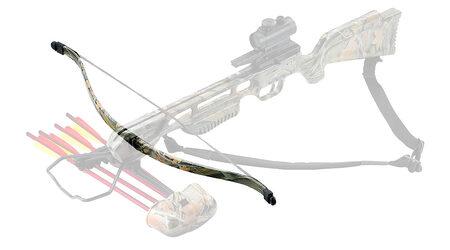Плечи для арбалета Man Kung MK-175 камуфлированные