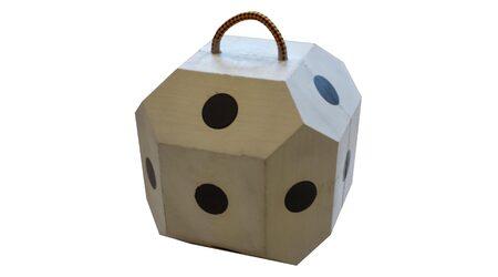 Мишень 3D Eleven Multi Target Куб