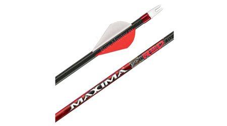 Карбоновые стрелы для лука Carbon Express Maxima Red Mathews 250 и 350