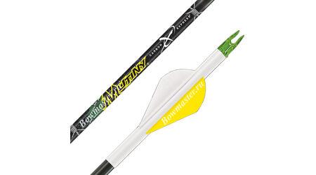 Карбоновые стрелы для лука Carbon Express Mutiny 250 и 350