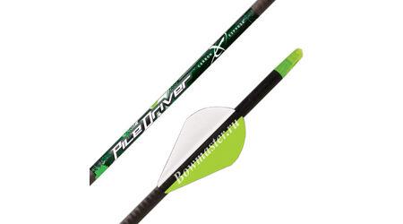 Карбоновые стрелы для лука Carbon Express PileDriver Pass Thru Extreme 250 и 350